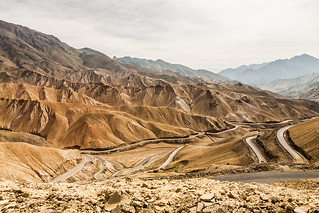 Fotu la, Ladakh, India | by sandeepachetan.com