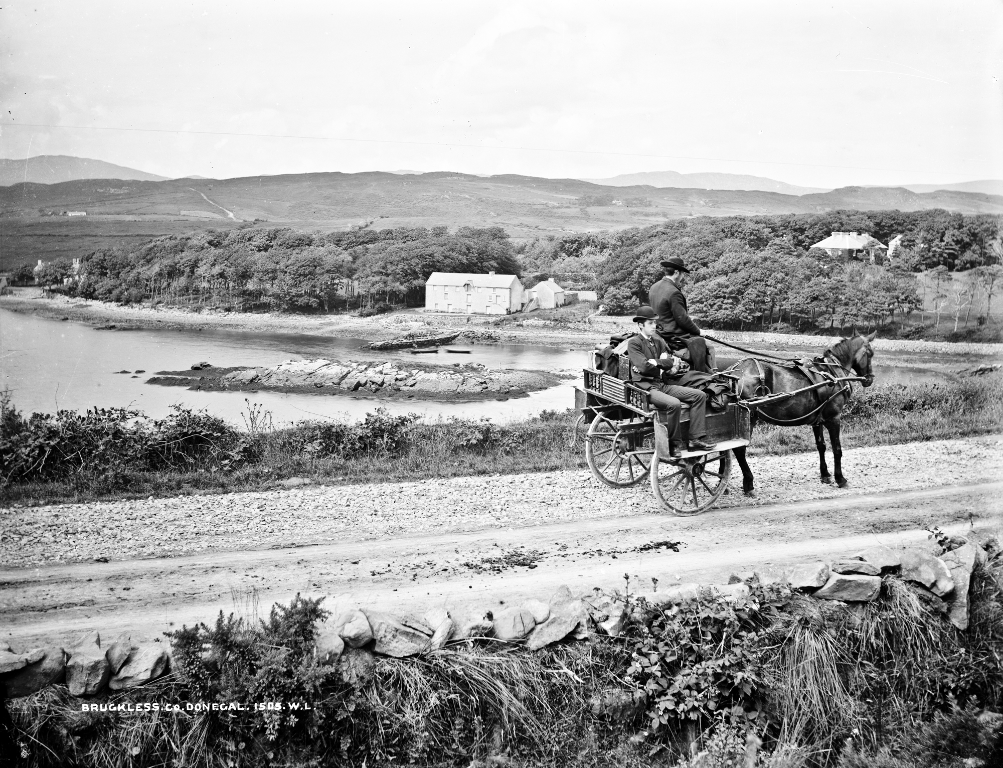 General View, Bruckless, Co. Donegal