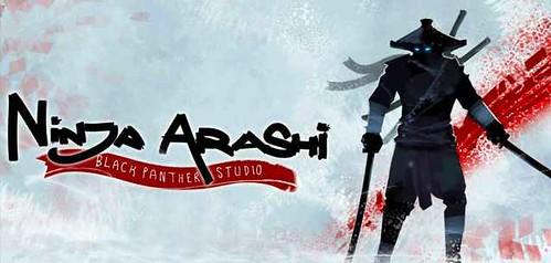 Ninja Arashi - un intenso (e sanguinoso) platform game GRATUITO per Android!