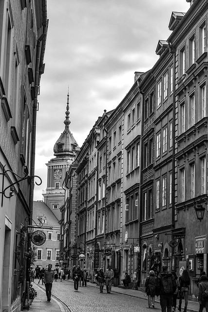 Stare Miasto, Varsavia