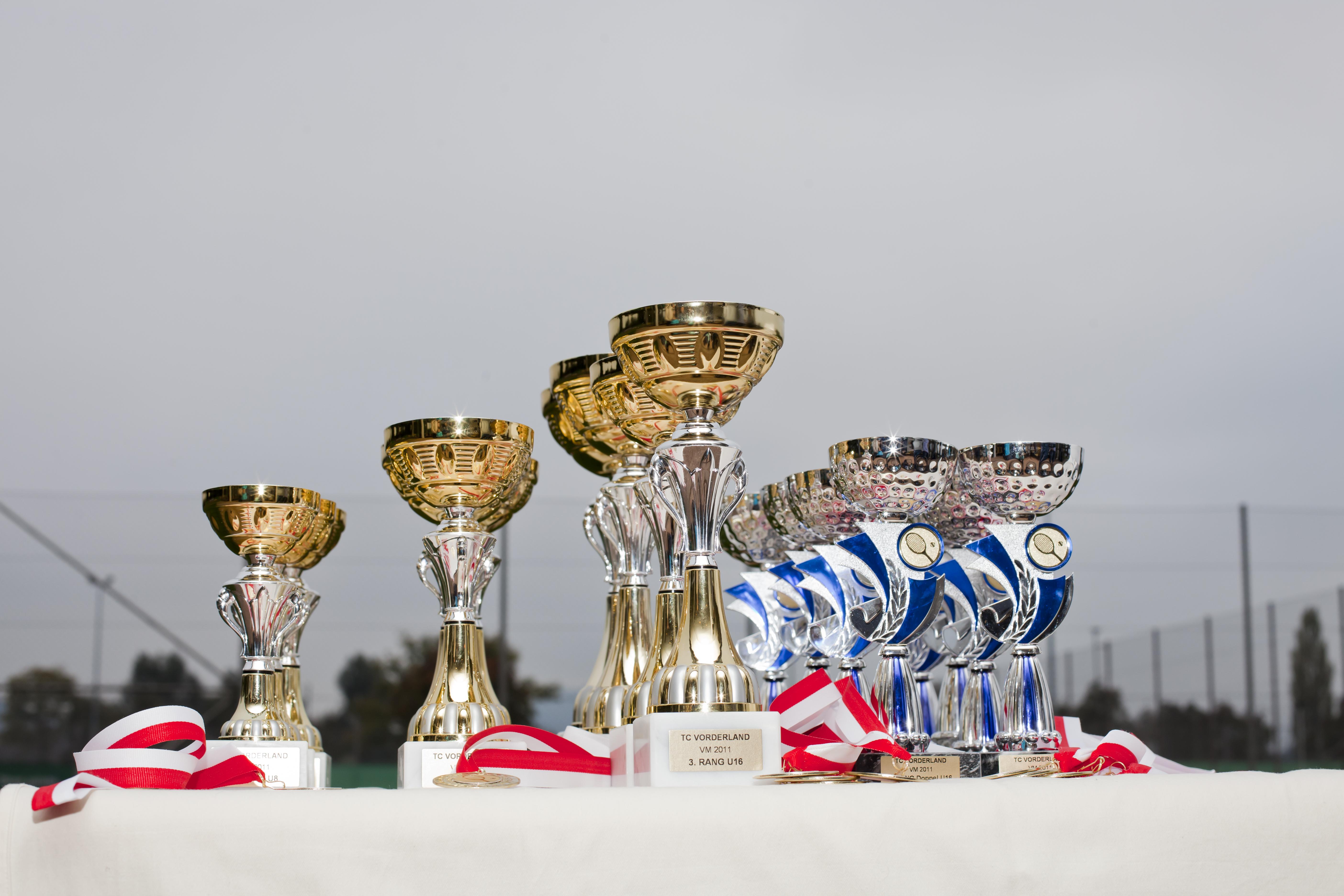 Siegerehrung VM 2011