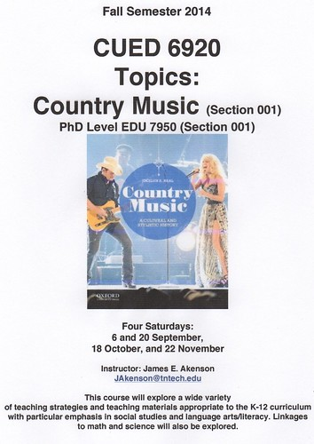 Country Music Course 1 | by country.underground