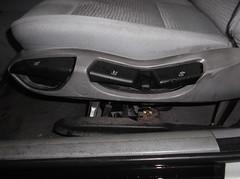 BMW SERIE 3 CARCASA ASIENTO PILOTO ANTES