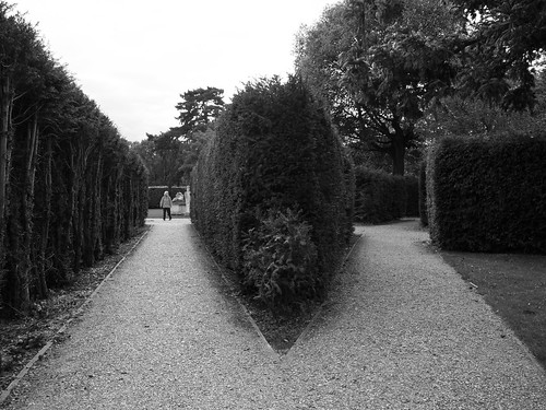 Two Paths, chiswick house 2 | by mreillyphoto