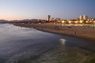 Santa Monica Beach | by vshingl