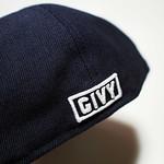 GOODENOUGH IVY × New Era®   WOOL SERGE B.B CAP