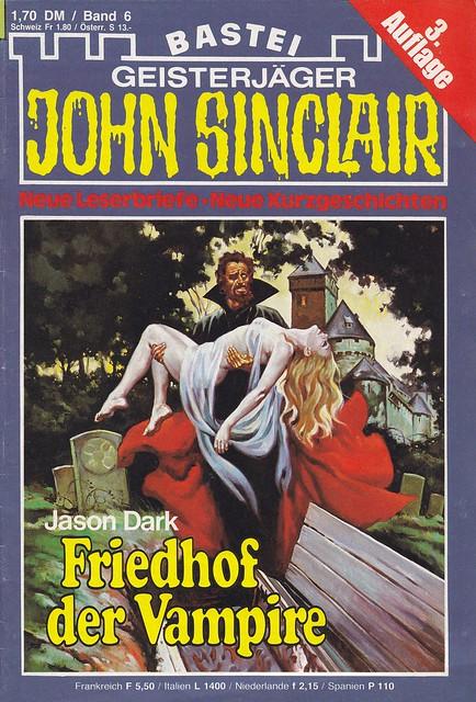 John Sinclair #6