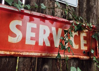 Service | by Howdy, I'm H. Michael Karshis