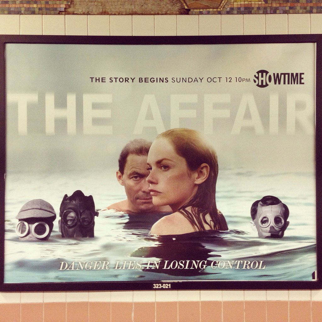 The Affair ad hack (Christopher St