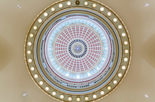 Oklahoma State Capitol Dome