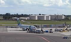 Transavia boeing 737-7K2/W