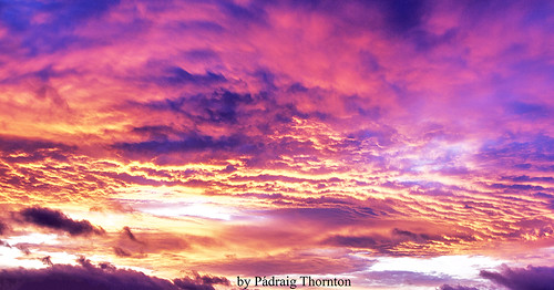 morning blue ireland light red sky nature beautiful clouds sunrise canon eos early colorful natural ngc thornton padraig greatphotographers 1755mm28 pfjthorntongmailcom