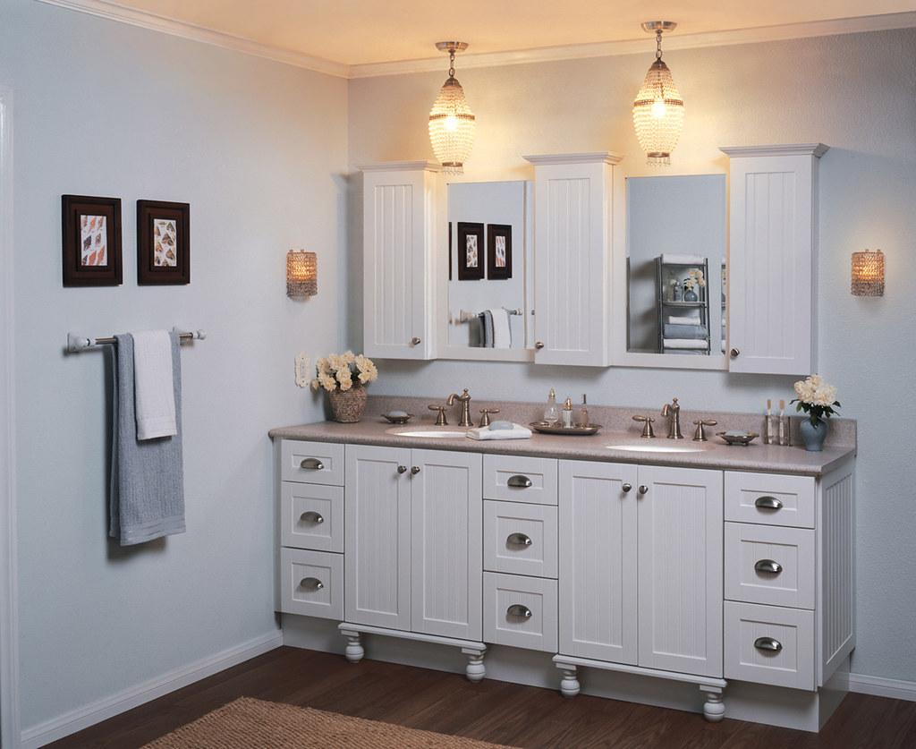 Creating Bathroom Cabinet Ideas