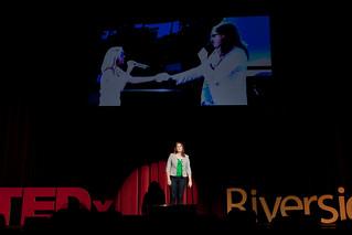 Sarah Horn at TEDxRiverside