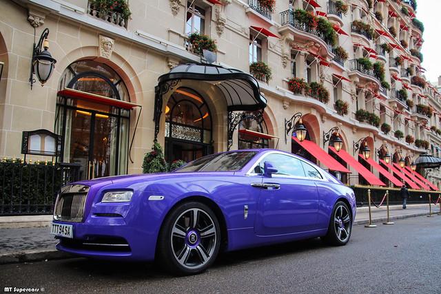 Purple Wraith