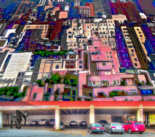 city parking buildings elephant revision new improved photoshop flickr google bing daum yahoo image stumbleupon facebook getty national geographic magazine creative creativity montage composite manipulation color hue saturation flickrhivemind pinterest reddit flickriver t pixelpeeper blog blogs openuniversity flic twitter alpilo commons wiki wikimedia worldskills oceannetworks ilri comflight newsroom fiveprime photoscape winners all people young photographers paysage artistic photo pin android colourful red blue green white air eye art landscape interesting surreal avant guarde tinder tumbler