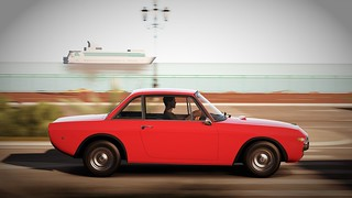 Lancia Fulvia in VW Flash Red | by Populuxe Cowboy