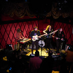 Wed, 22/10/2014 - 11:28am - Horse Thief opens WFUV's CMJ showcase, 10/21/14. Photo by Gus Philippas