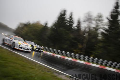 VLN. Round 10 DMV Münsterlandpokal at the Nürburgring 25 October 2014 | by Miguel Bosch / GT REPORT