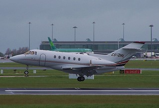 CS-DRL Hawker 800 Netjets
