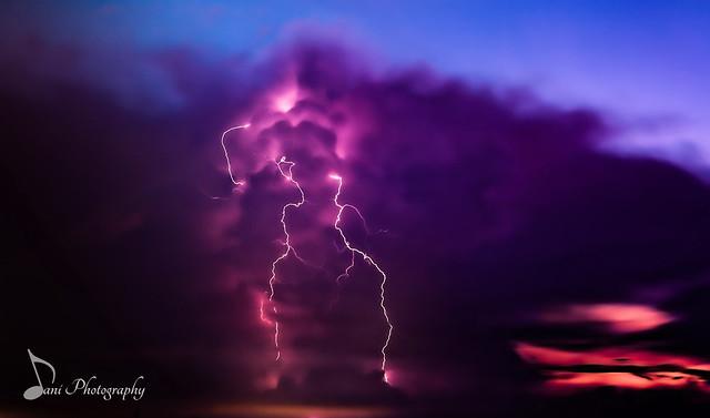 Crying Lightning...