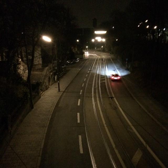 Nockherberg nachts um 2