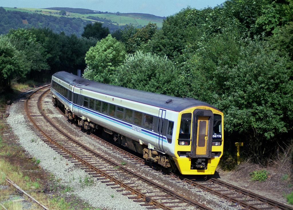 158776 Hall Royd Junction, Todmorden