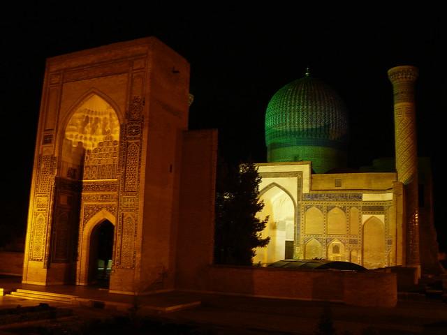 Timur Khan mausoleum