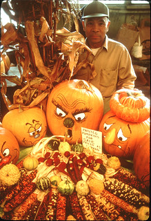 Pumpkins at Pike Place Market, 1978 | by Seattle Municipal Archives