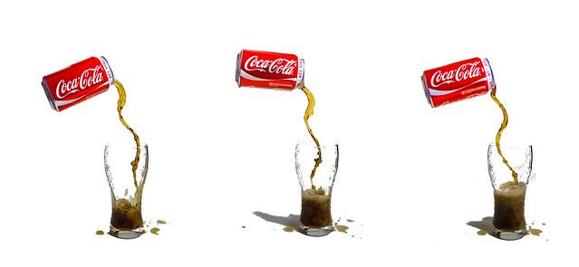 Coca Cola Trilogy by Simon & His Camera