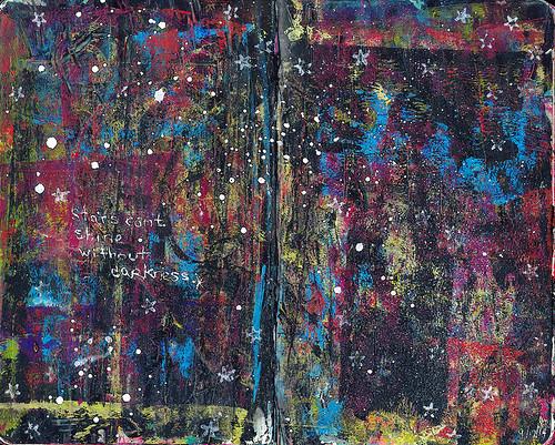Art Journal - Stars