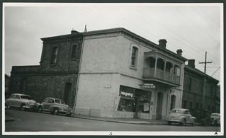 Foundry Hotel, Hindley Street, 1958