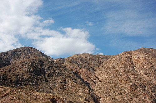 Views from Cacheuta, Mendoza, Argentina | by blueskylimit