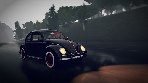 Volkswagen Beetle | by Populuxe Cowboy