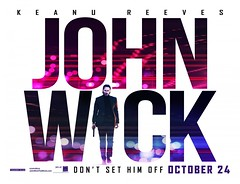 Two New International Posters For Actioner JOHN WICK Starring Keanu Reeves