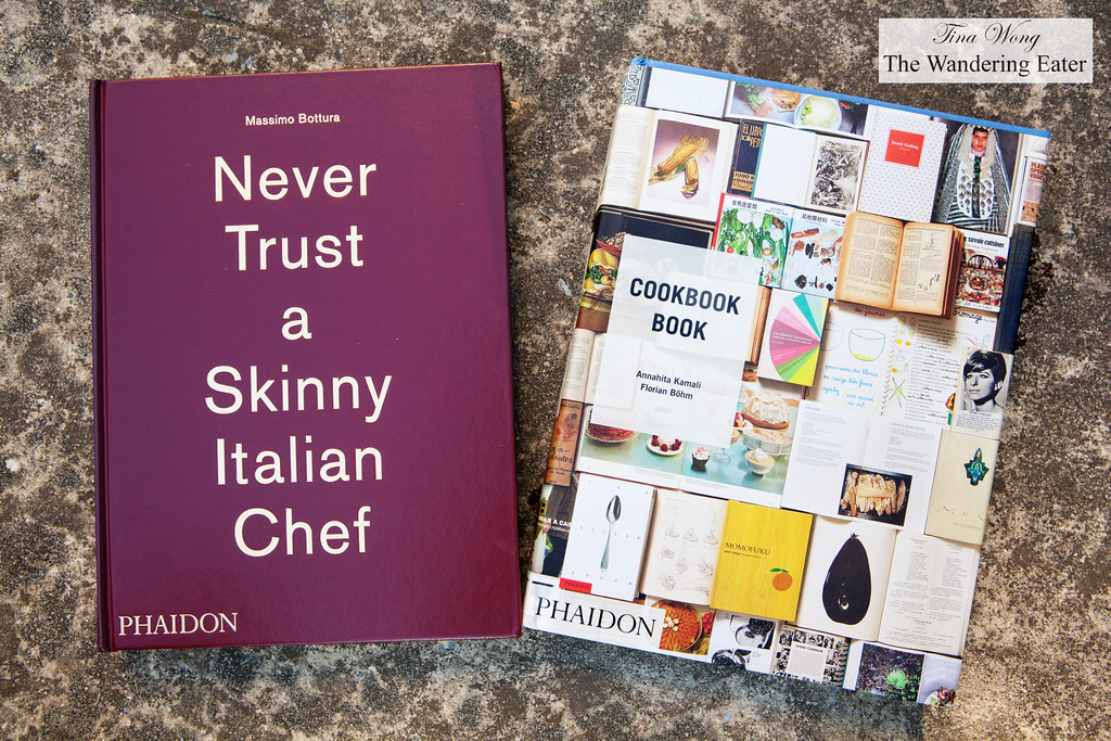Cookbooks from Phaidon - Never Trust a Skinny Italian Chef…   Flickr
