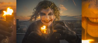Joker Collage | by VBuckley.com