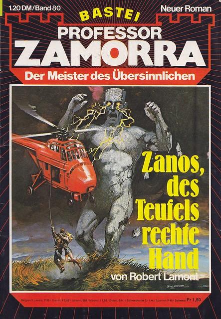 Professor Zamorra #80