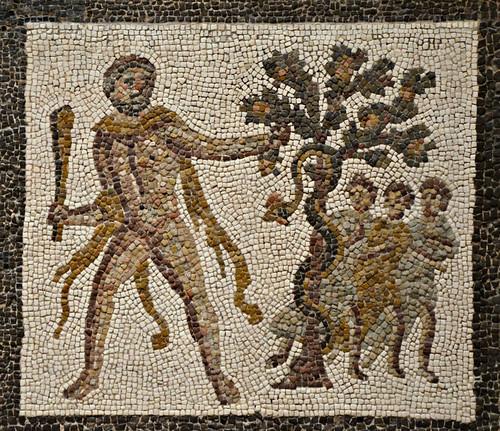 Херкулес в градината на Хесперидите