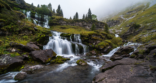 Cascade de Trainant, French Alps | by Flights. Camera. Satisfaction.