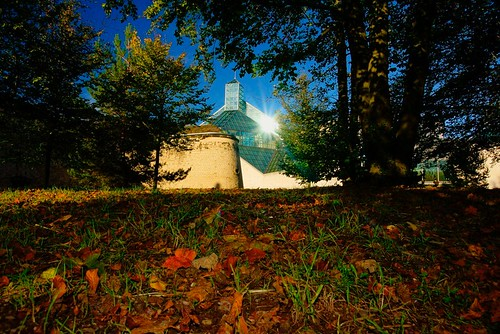 Sun reflection | by LeonidasGR