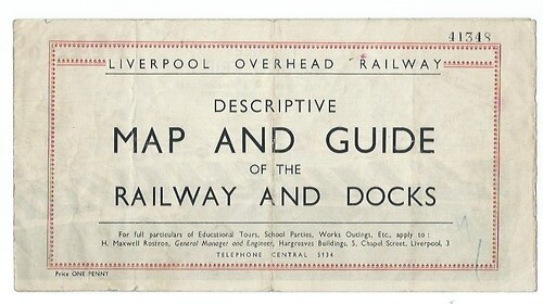 Liverpool Overhead Railway Guide undated | by ian.dinmore