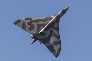 Vulcan XH558 | by MH Motorsport Photography