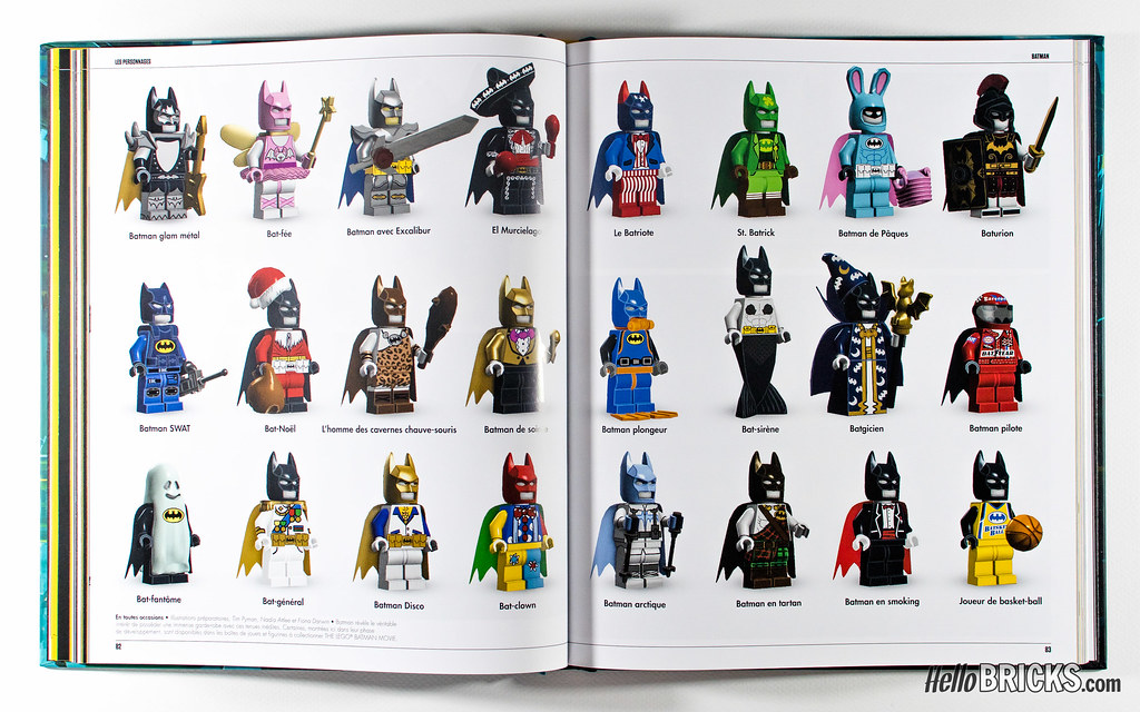 Livre The Lego Batman Movie Les Coulisses Du Film The Le
