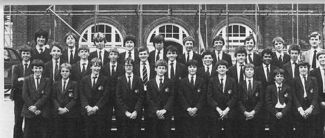 RGS High Wycombe: 1982 Form 3DK
