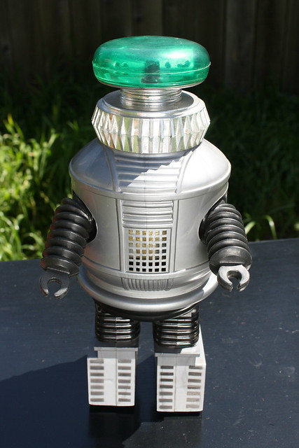 Lost In Space Robot (A.H.I. 1977)