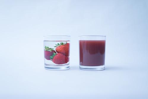 Pur jus / Pure juice - Fraise