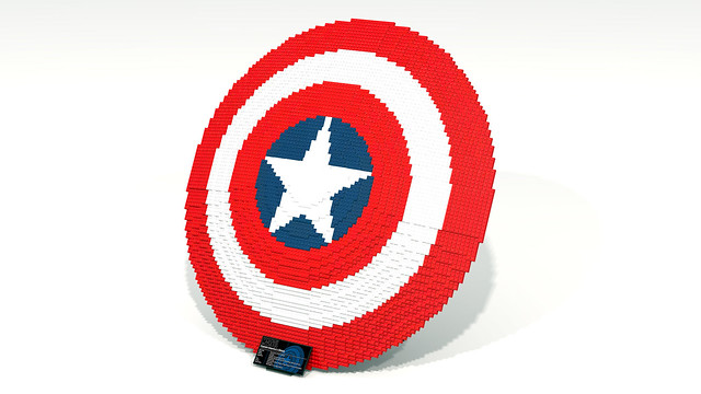 Shield with UCS Tile