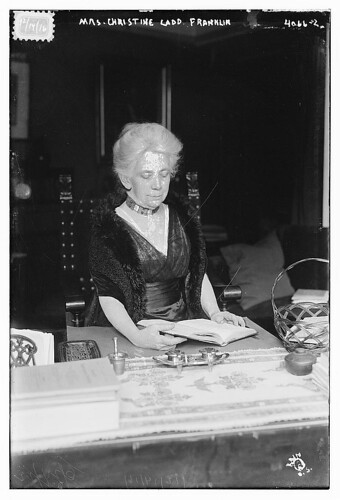 Mrs. Christine Ladd Franklin (LOC) | by The Library of Congress