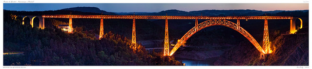 Viaduc de Garabit - Panoramique